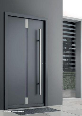 Diseños de puertas de aluminio para exterior Proyectos que - puertas interiores modernas