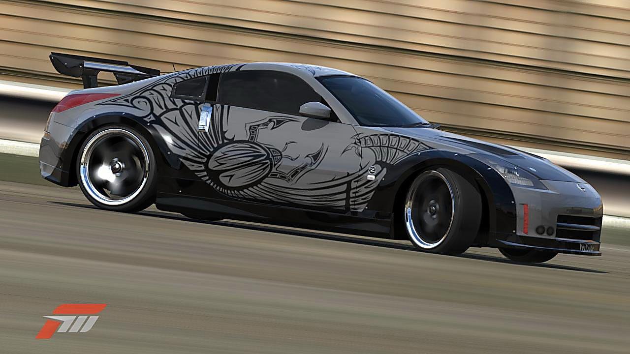 Fast N Furious Tokyo Drift Dk Nissan 350z Cars