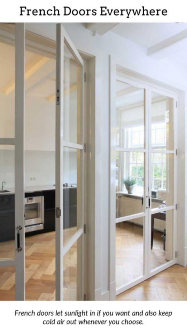Wooden Bifold Doors Outside Doors 5 Foot Interior French Doors