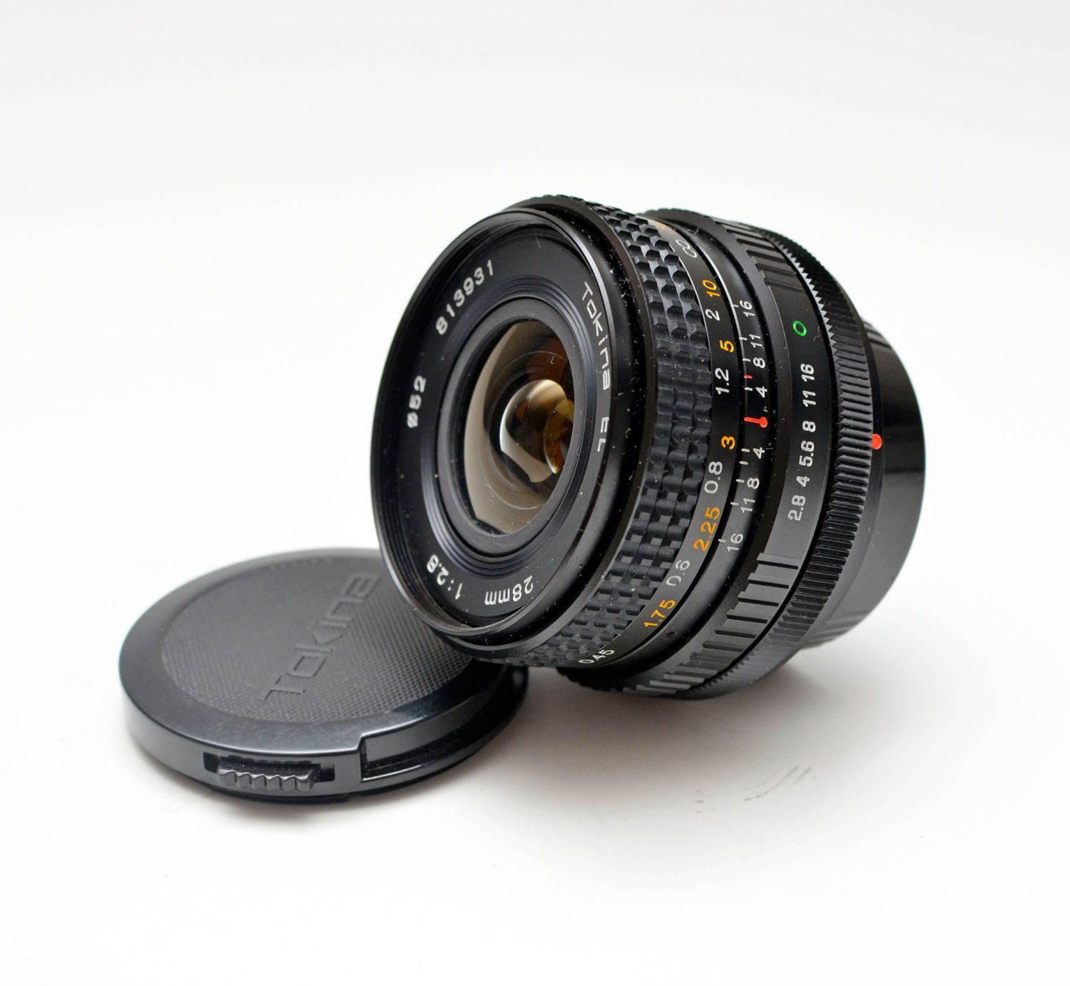 Tokina Rmc F2 8 28mm Wide Angle Camera Lens Canon Fd Mount Etsy Camera Lenses Canon Camera Lens Cameras And Accessories