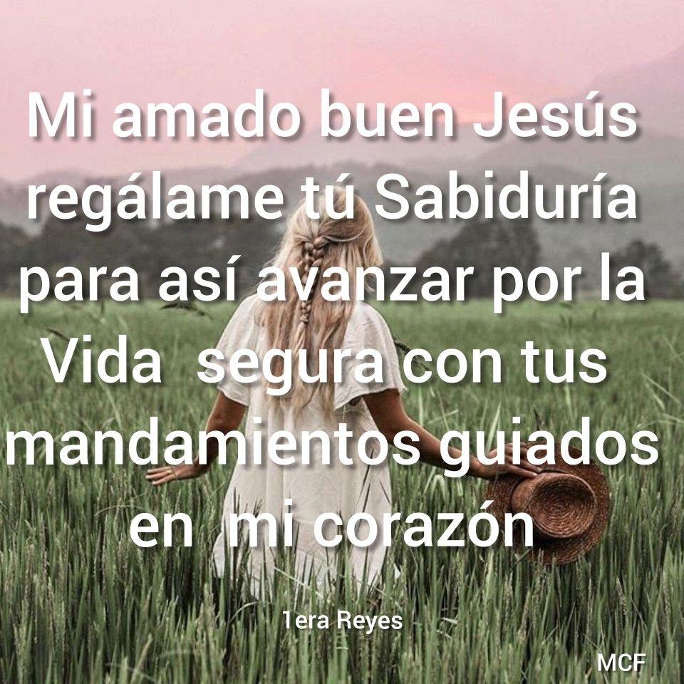 Pido Tú Sabiduría Señor Sabiduria Imágenes De Dios Frases Cristianas