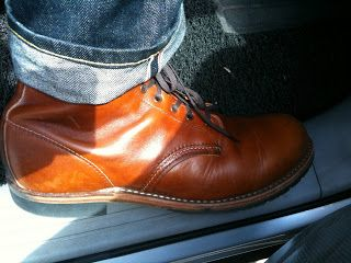 FS: RED WING 9013 ROUND TOE HERITAGE