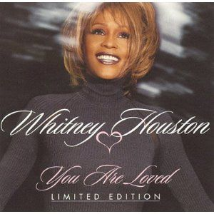 You Are Loved Nuff Said Whitney Houston Whitney Gospel Singer