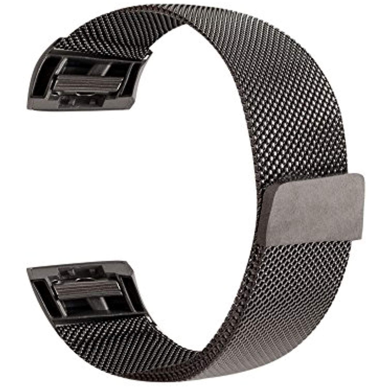 Bewish milanese loop stainless steel watch band bracelet