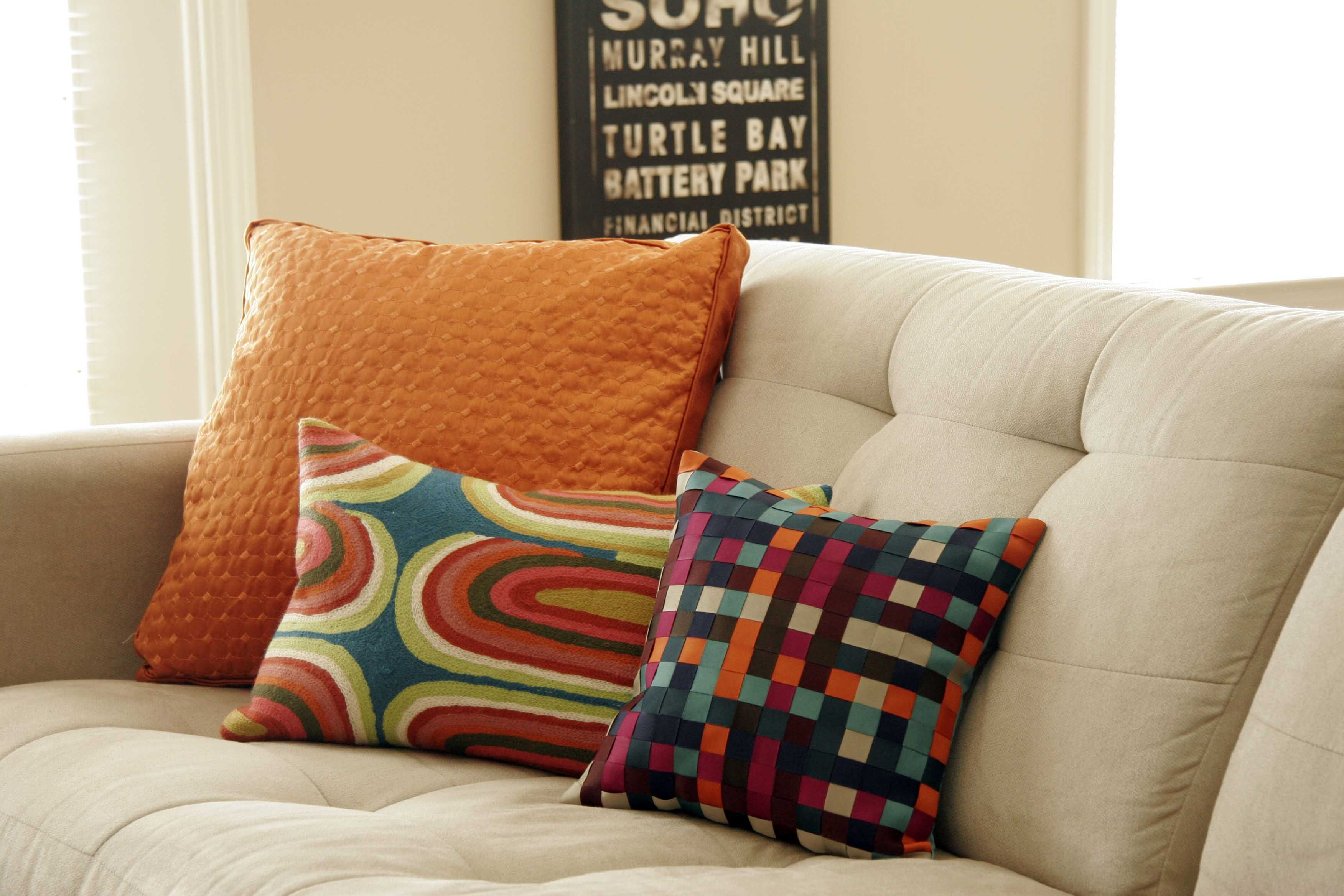 Decorative Couch Pillows Large Couch Pillows Throw Pillows