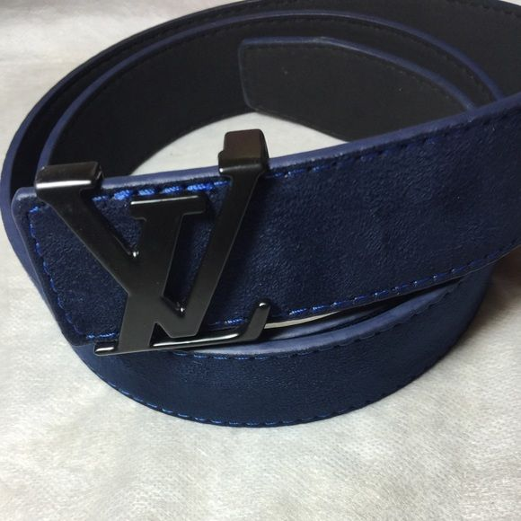 133f42c6711d Men s belt New LV logo belt (NOT list of brand) size 34-36 or 36-38 Louis  Vuitton Accessories Belts