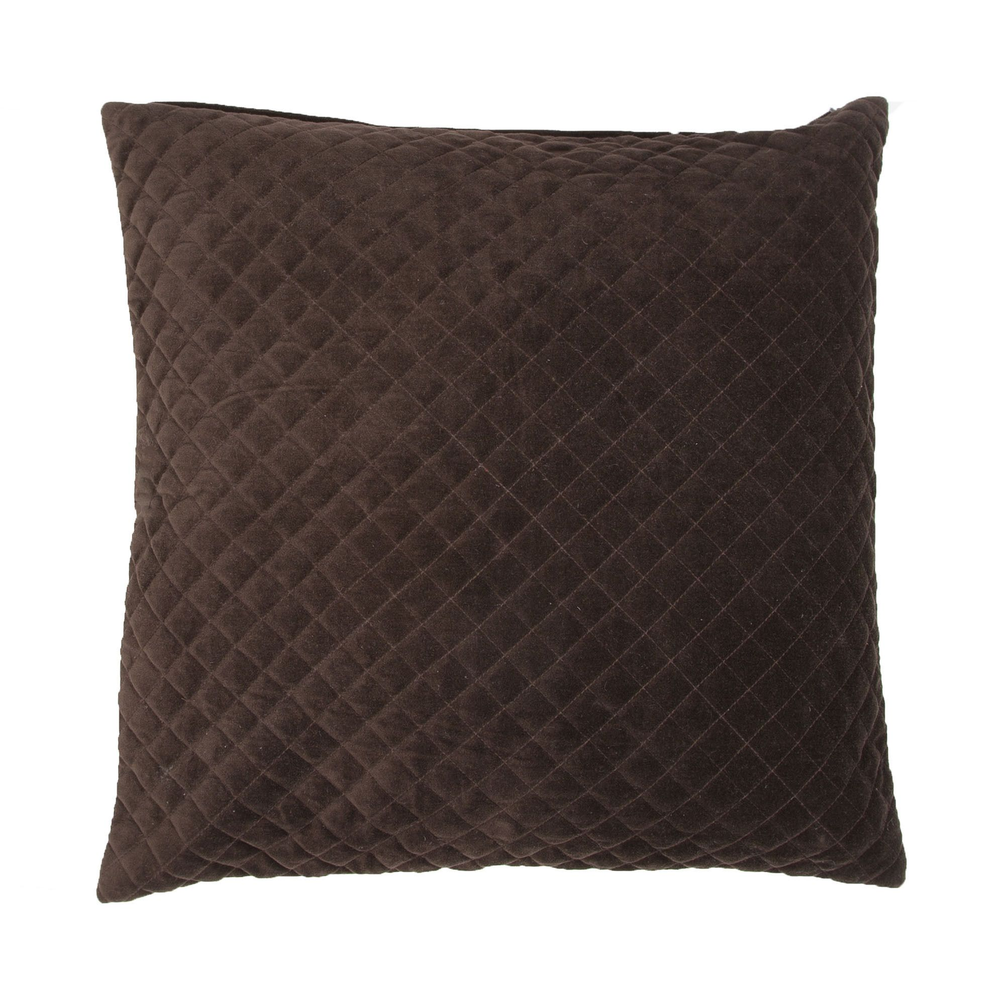 Jaipur Handmade Solid Pattern 22-inch Pillow