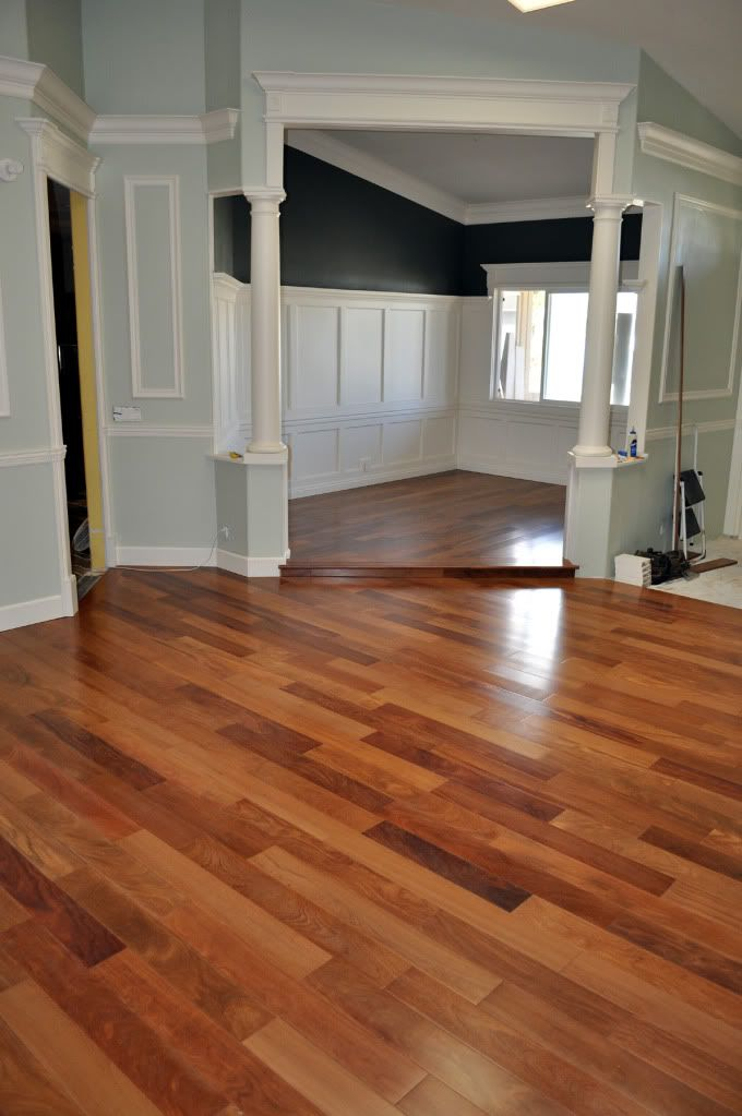 Hardwood Floors Different Room Different Direction Love This
