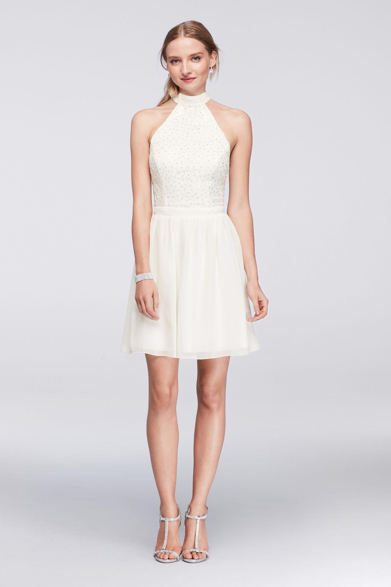 Rent wedding dress davids bridal  My New Favorite davidsbridal  Aaron and Daniaus