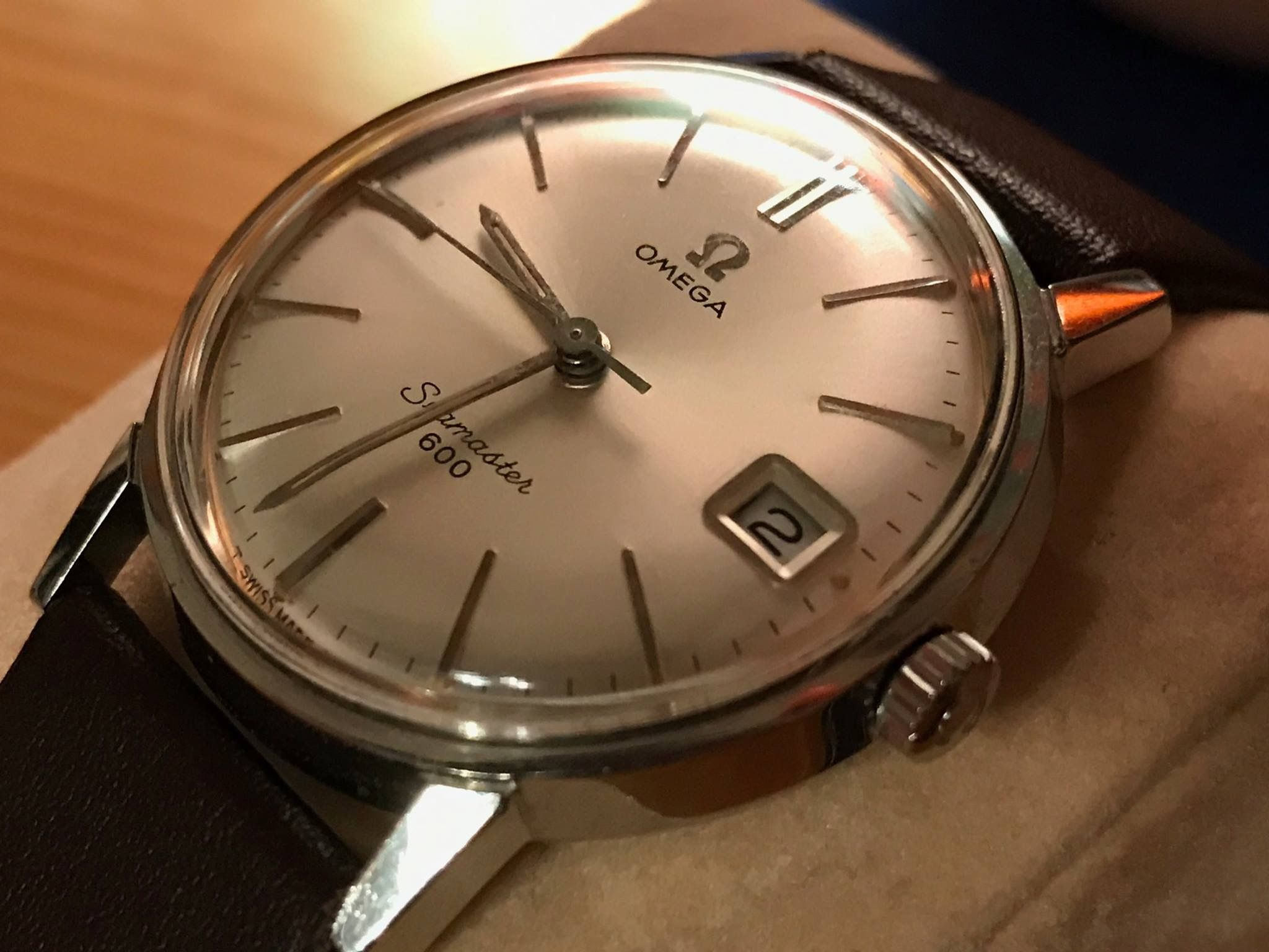 Uhr Vintage Omega Seamaster Vintage Watches In 2019 Omega Watches