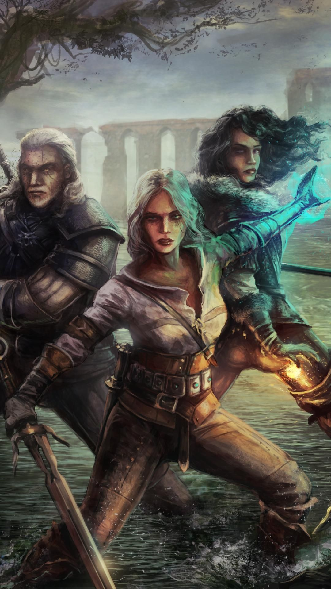 The Witcher 3 Backgrounds » Hupages » Download Iphone