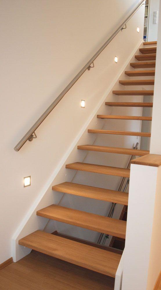 ... Treppen Material Stairs Pinterest   Treppen Wand Gestalten ...