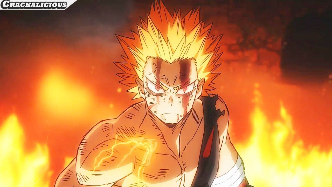Bakugo Uses One For All Youtube Anime Fight Best Action Anime Anime Movies