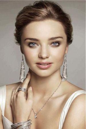 Miranda Kerr Bridal Beauty Wedding Hair Makeup Brides Of Adelaide Magazine