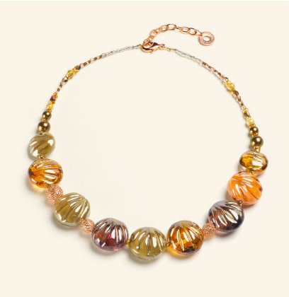 Antica Murrina at The Water Club - Enjoy a breathtaking array of fine jewelry and alluring accessories, designed and manufactured in Venice, Italy.  #glassbeads #italianjewelry #doac #borgata #jewelryshopping