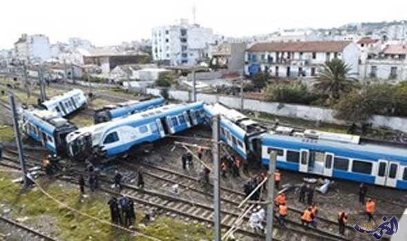 اصطدام قطارين في دولة الجزائر يخلف قتيلًا…: أدى اصطدام قطارين اليوم (السبت) بالضاحية الشرقية للعاصمة الجزائر إلى مقتل مسافر وإصابة نحو 196…