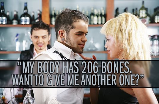 14 Amazingly Raunchy Pick-Up Lines for Girls   Random   Pick up
