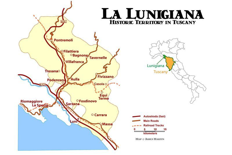 How To Get Around Tuscany By Train Tuscany Train Map And Train Travel