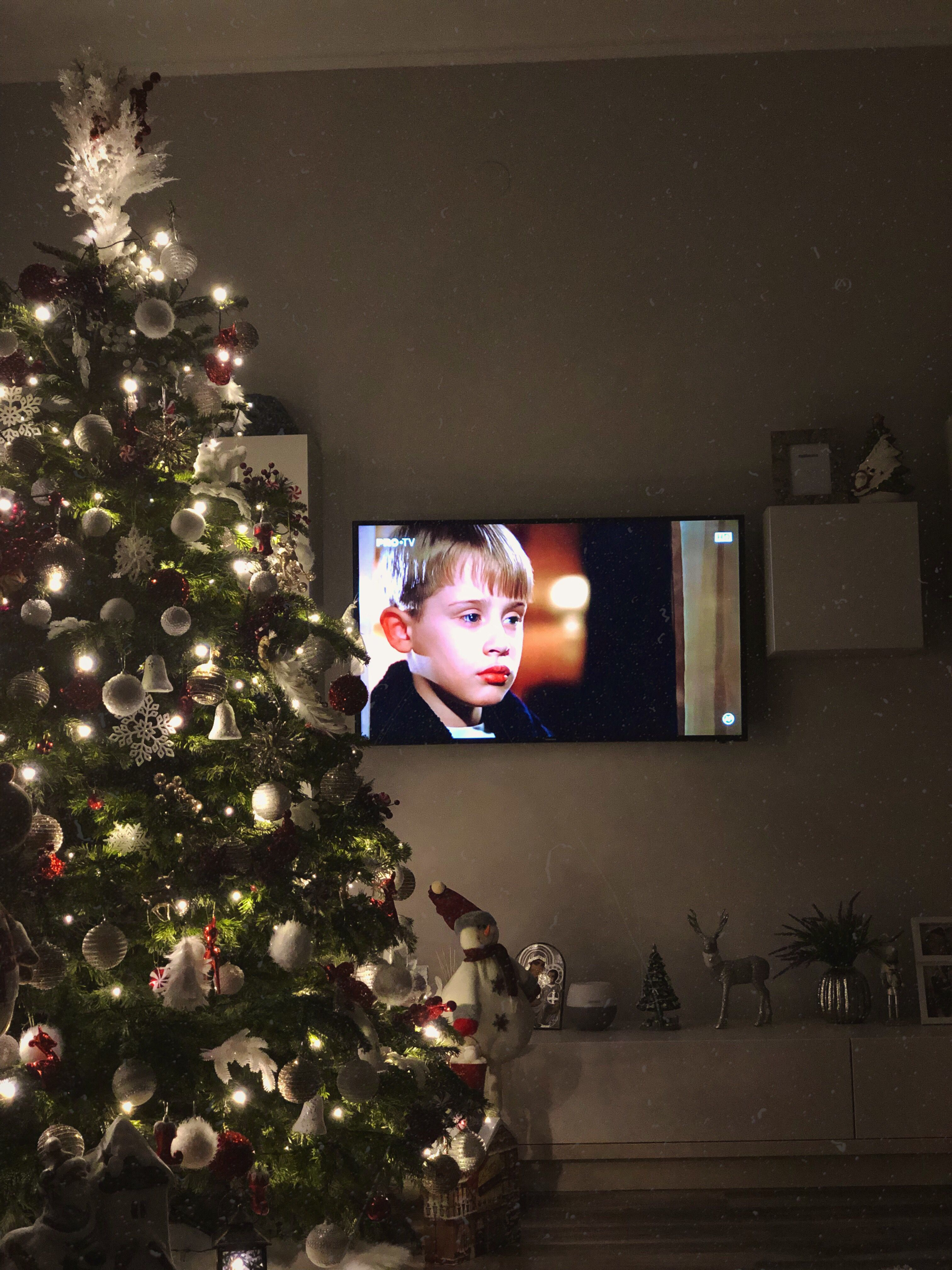 Home Alone Also Christmas Time Mood Rh