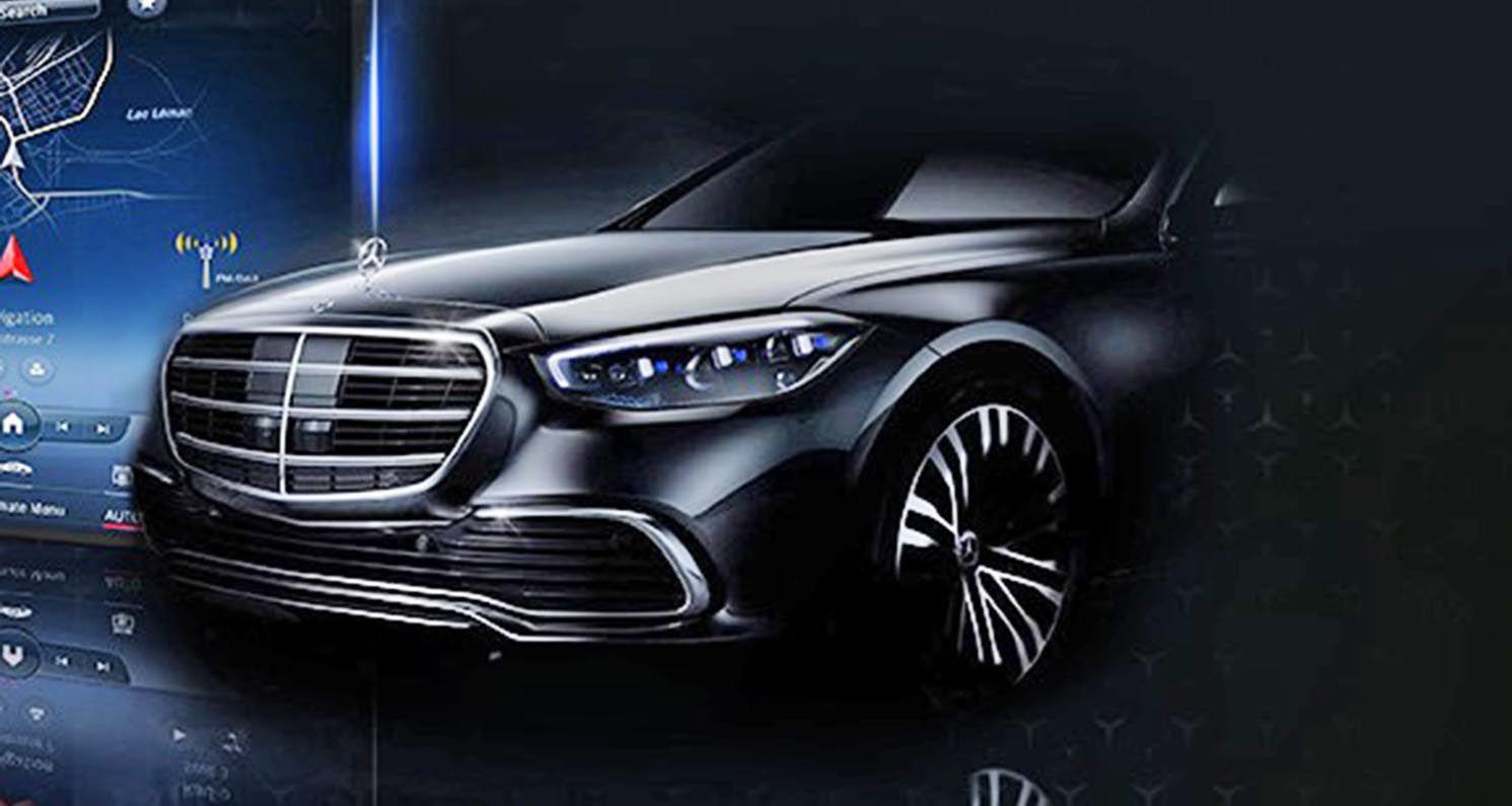 مرسيدس بنز أس كلاس 2021 الجديدة بالكامل أيقونة سيارات السيدان الرائدة والفاخرة في العالم موقع ويلز In 2020 Benz S Class Benz S Mercedes Benz