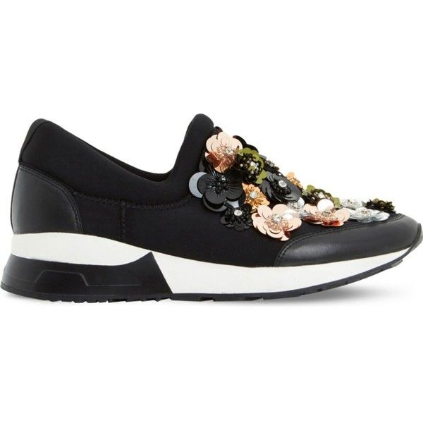 sneakers, Slip on shoes, Embellished shoes