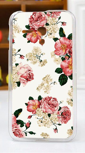 For Alcatel One Touch POP D5 OT5038 5038D 5038E Hard Plastic Cellphone Mask Case Protective Cover Housing Skin