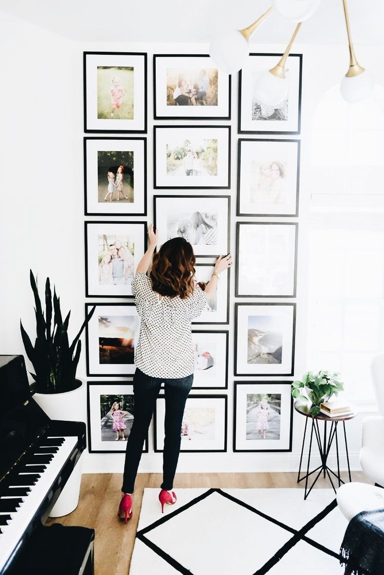 Love This Gallery Family Gallery Wall