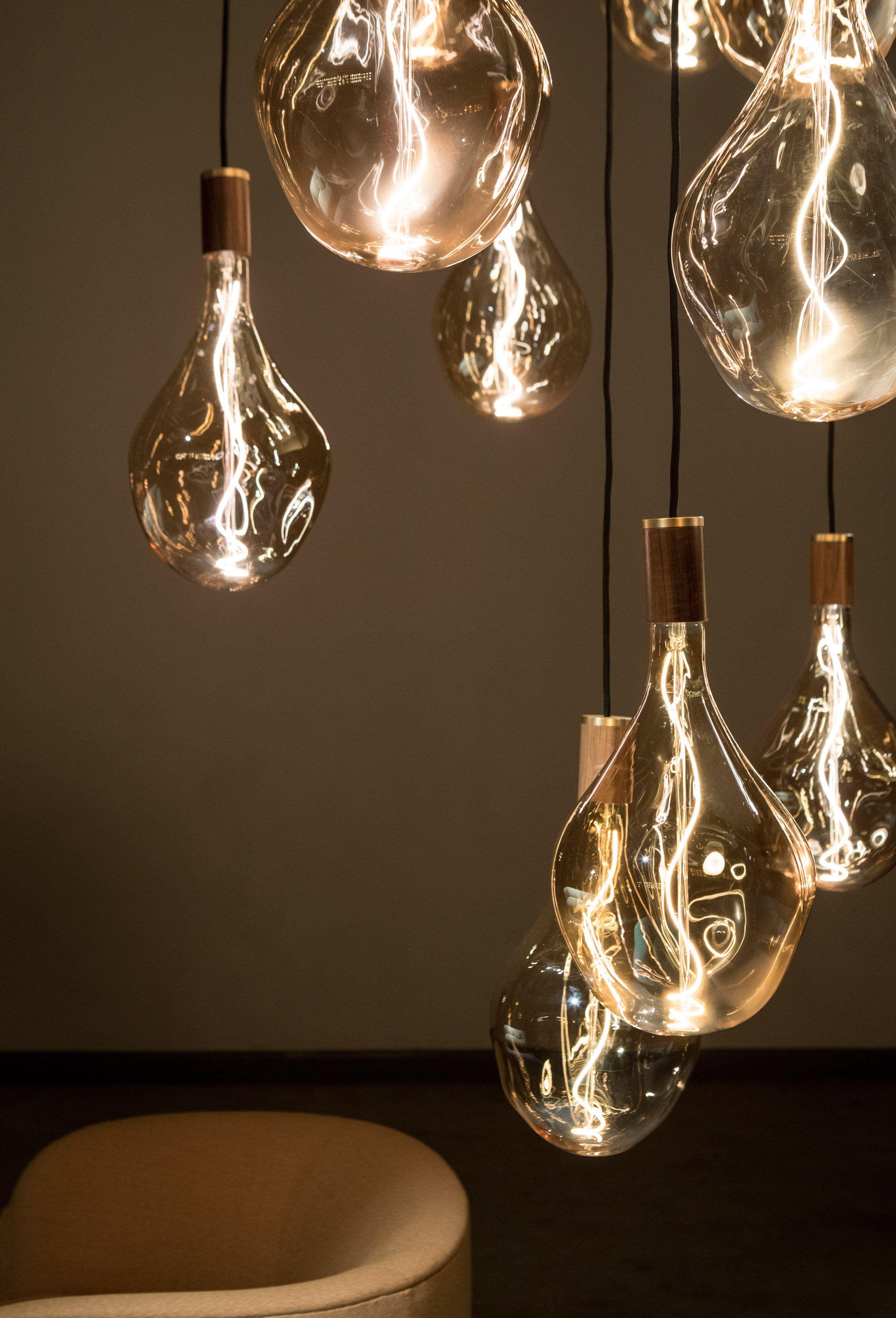 Tala Presents World S Largest Sculptural Bulb At London Design