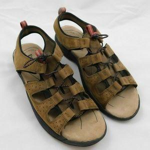 Everest Mens Waterproof Sandals Size 11M