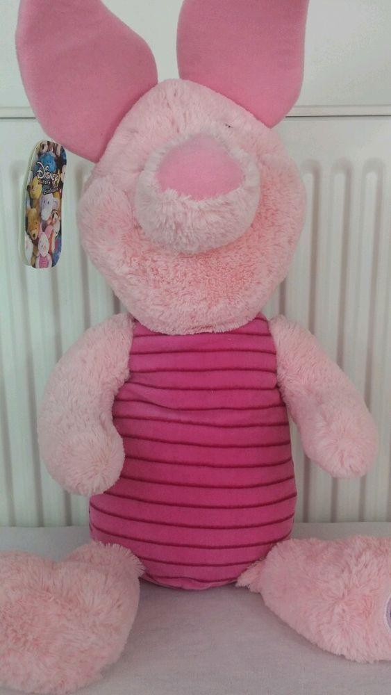 Nwt Piglet Plush Toy Disney Store Exclusive 22 Winnie The Pooh On
