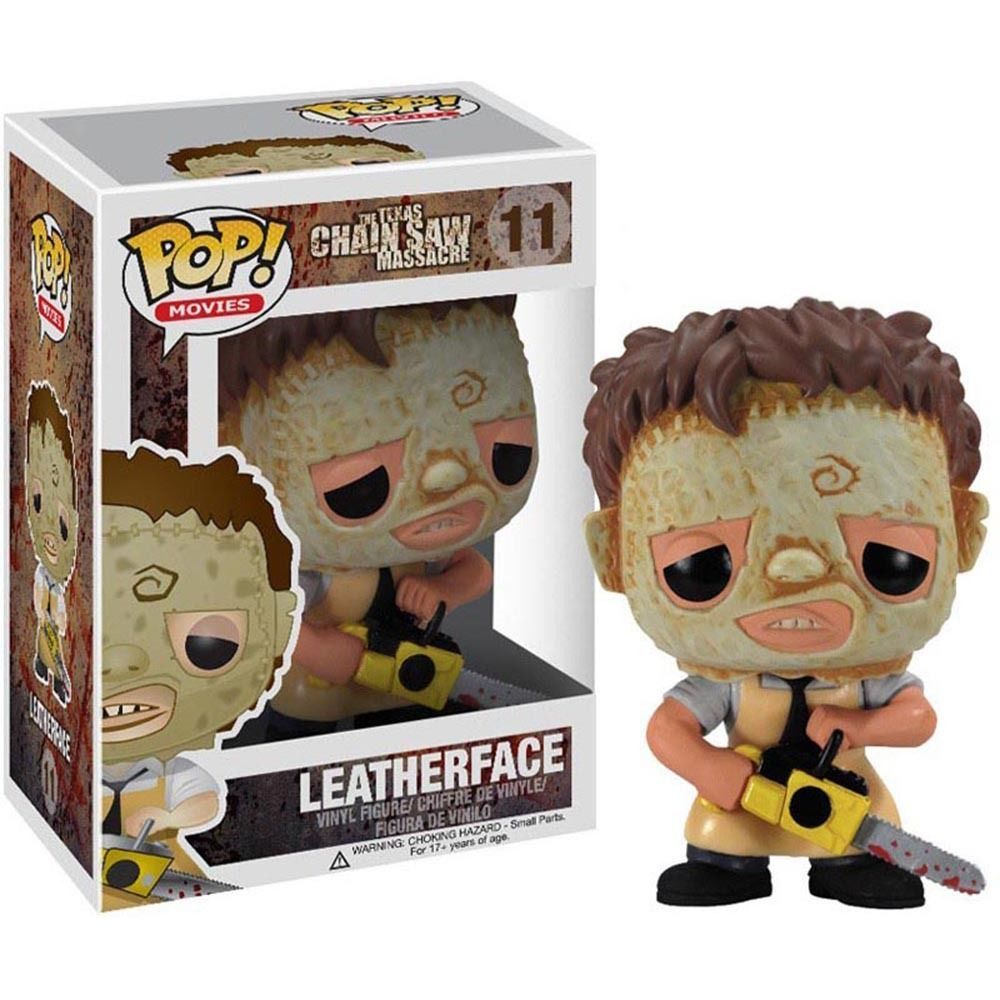 Funko Pop Vinyl Figure Horror Movies Leatherface 11 Funko Pop Horror Vinyl Figures Pop Vinyl Figures