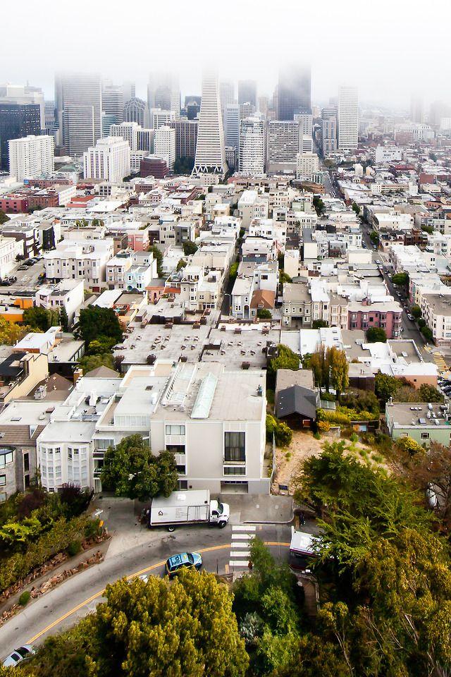 San Francisco - California - USA (by Thomas Hawk)   Cool places to visit. Vacation usa