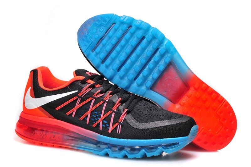 reputable site 93186 5b954 Nike Air Max 2015 Australia Mens Running Shoes Black White Red Sale Cheap