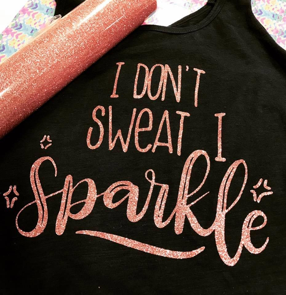 The New Rose Gold Siser Htv Is Ahhhmaazzing And I Can T Wait To Wear It To The Gym Https Www Sparkleberryink C Heat Transfer Vinyl Siser Heat Transfer