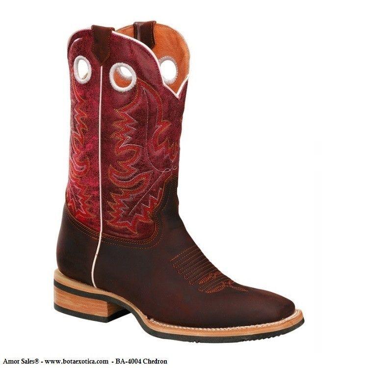 best sneakers 57ec6 28b05 BA-4004 - Botas Vaqueras Rodeo para Hombre