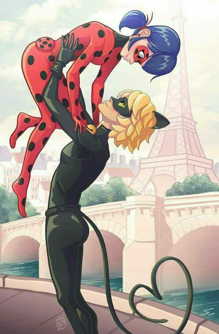 Nude miraculous Ladybug Miraculous