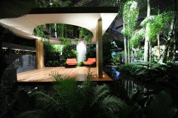 berdachte terrasse 50 top ideen f r terrassen berdachung garten terrasse berdachung. Black Bedroom Furniture Sets. Home Design Ideas