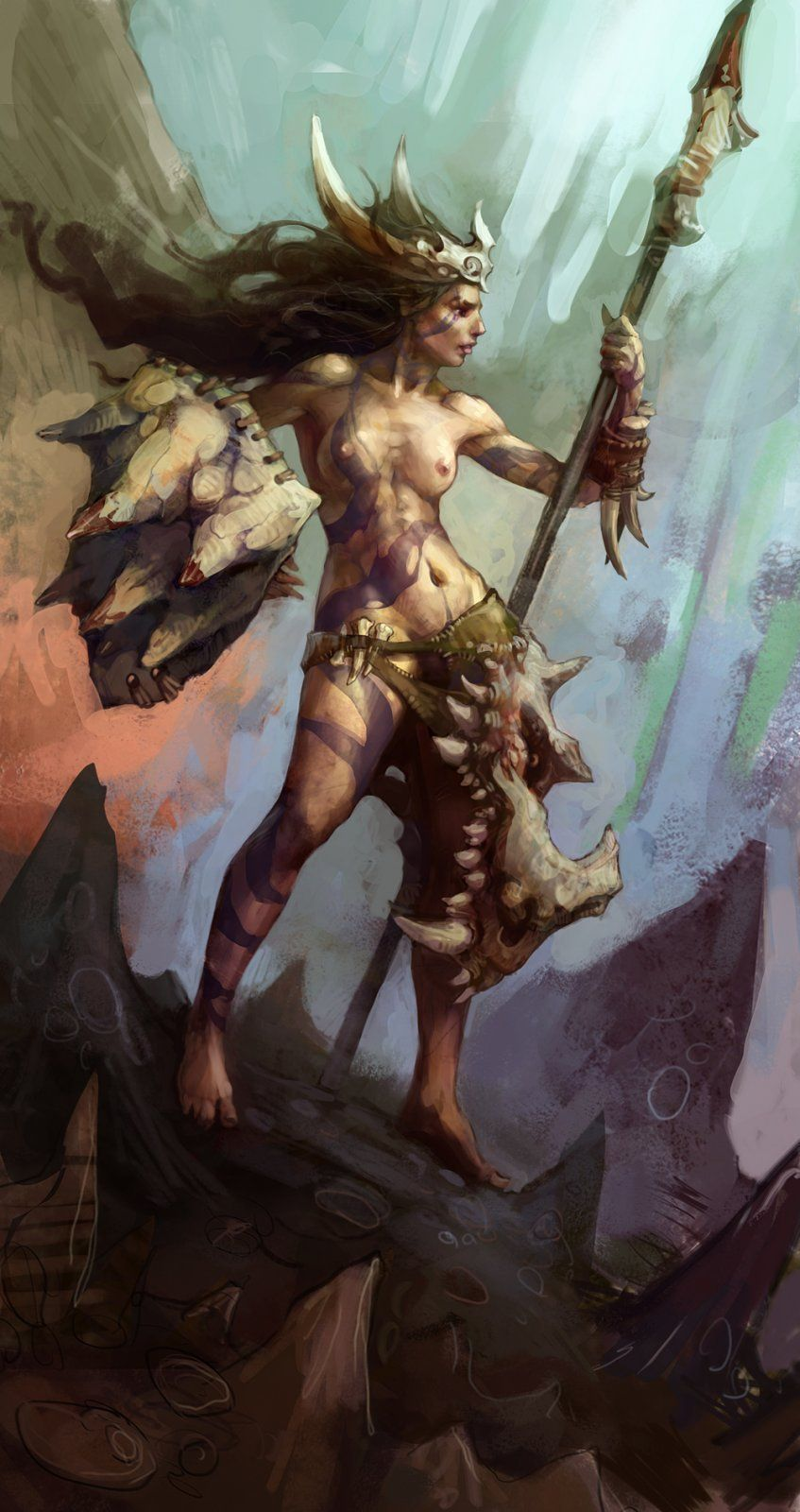 Barbarian sexy