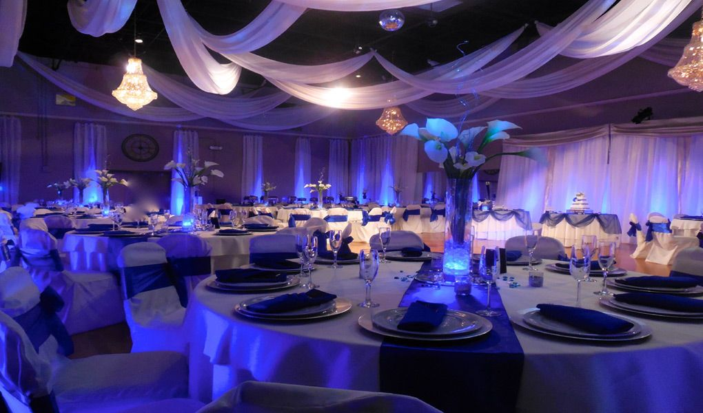 Crystal Ballroom Affordable Orlando Wedding Venues