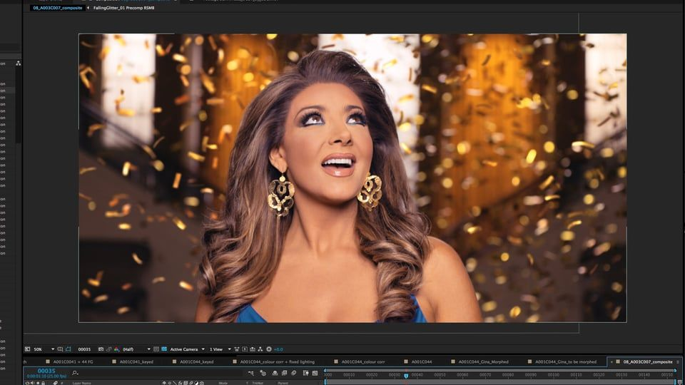 Real Housewives of Melbourne S3 VFX Breakdown on Vimeo