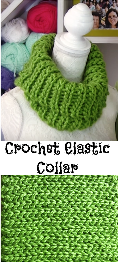 collar | *Free crochet patterns* | Pinterest | Crochet bufanda, Chal ...