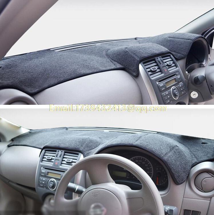 Dashmats Car Styling Accessories Dashboard Cover For Nissan Sunny Almera Latio N17 2010 2011 2012 2013 2014 2015 2016 Rhd Nissan Sunny Nissan Dashboard Covers