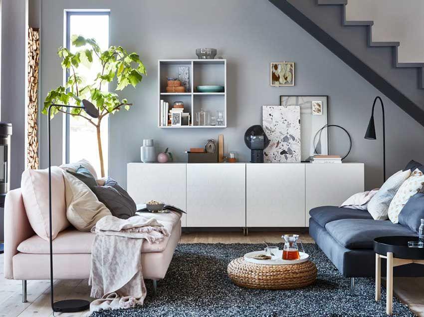 Pin Su Idea Salone Ikea