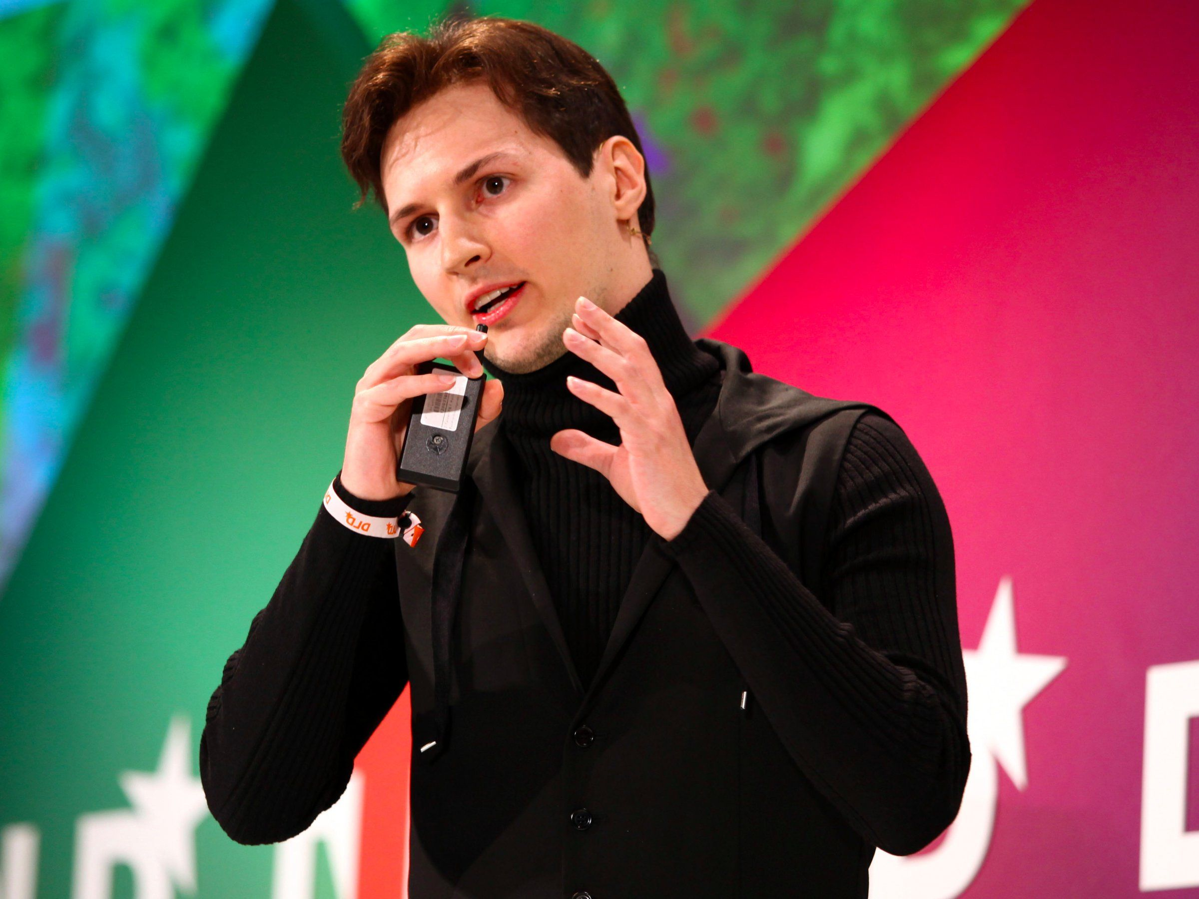 The founder of Telegram claimed the US tried to persuade him to