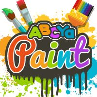 Abcya Paint Is An Online Paint Color And Drawing Activity For Children It Features Many Colors Fun Stick Computer Games For Kids Drawing Activities Kids App