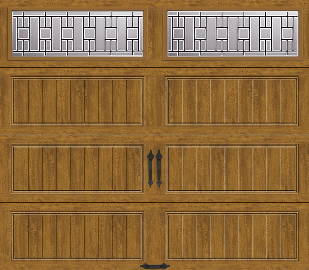 With It S Faux Woodgrain Finish The Clean Lines And Warm