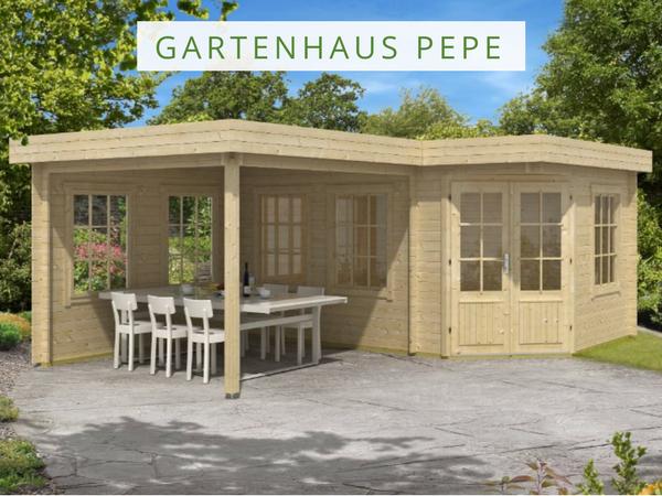 Pin Auf Moderne Flachdach Gartenhauser