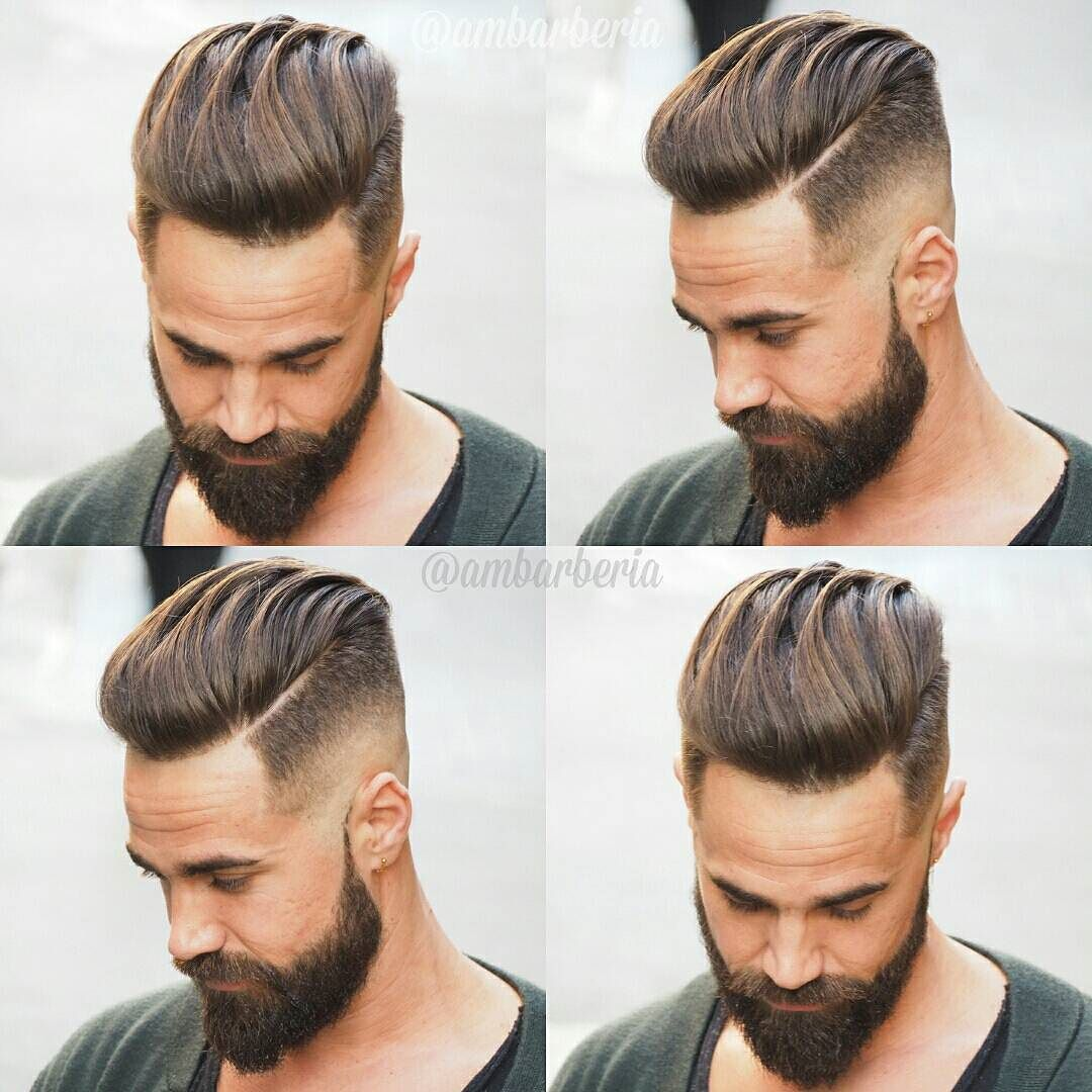 Mens short undercut haircut     slop top  pinterest  hair hair styles and hair trends