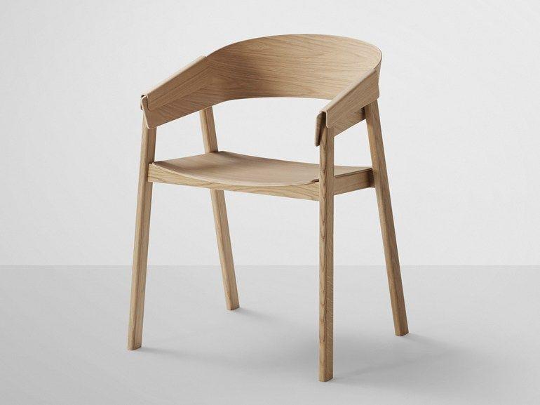 Muuto Nerd Stoel : Cadeira com braços cover by muuto design thomas bentzen