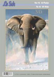 A4-3D-kirja Villieläimet 9,50 e